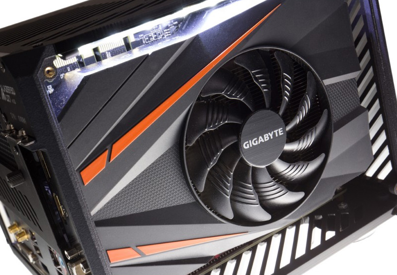 Gigabyte GTX 1080 ITX Graphics Card Spotted