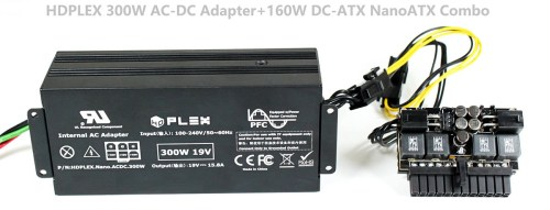 HDPLEX 160w NanoATX DC-DC Power Supply