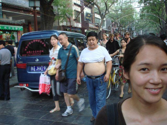 China Weird Photos Part 1 Lazer Horse