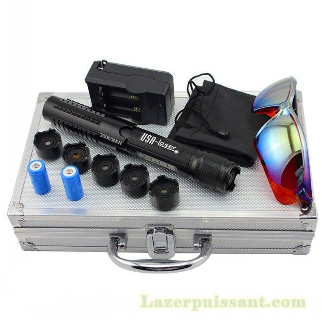 pointeur laser bleu 30000mw
