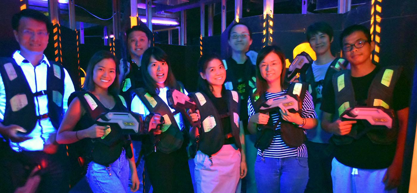 方案介紹 - LazerTreks | 六度空間:臺北鐳射對戰射擊會館