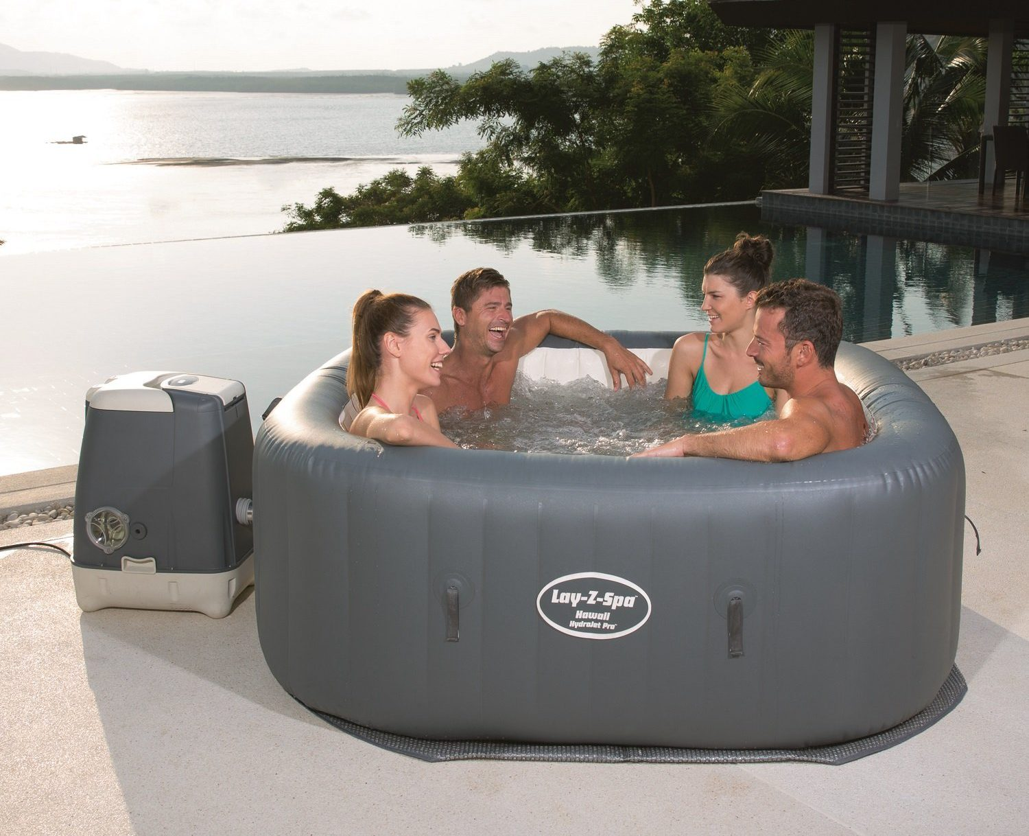 hot tubs page 2 bike forums. Black Bedroom Furniture Sets. Home Design Ideas