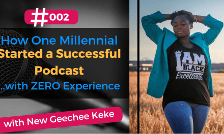 How One Millennial Started the New Geechee Podcast with No Experience