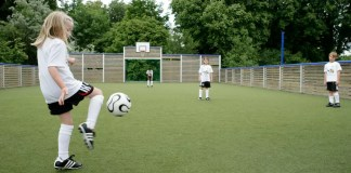 lazionews-lazio-bambini-pallone