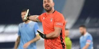 Lazio vs Cagliari - Serie A TIM 2020/2021