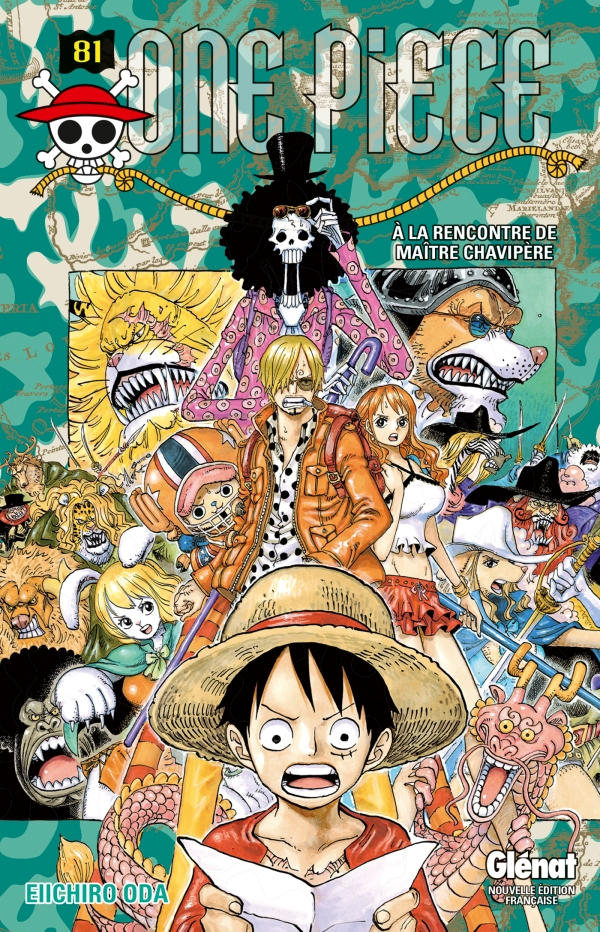 Mangas One Piece