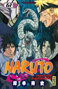 Gagner des Mangas Naruto Shippuden