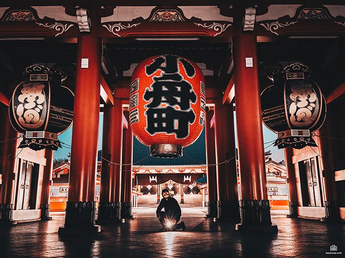 ถ่ายรูป โตเกียว