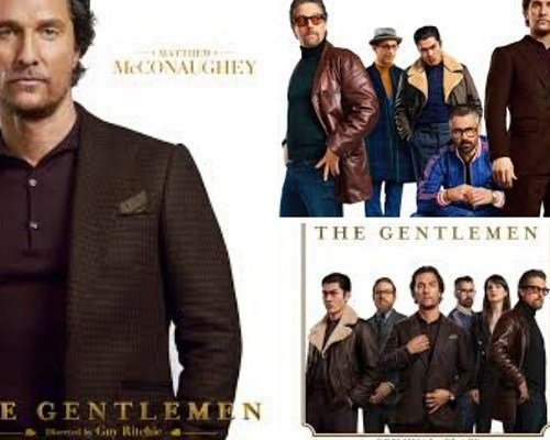New movies I want to see in 2020 inc The Gentlemen