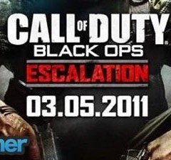 Call of Duty Escalation map-pack trailered, coming next week!