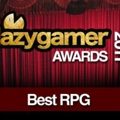 The Lazygamer Awards 2011 – Best RPG