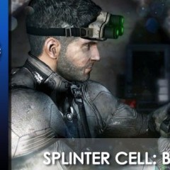 SplinterCell Blacklist officially unveiled