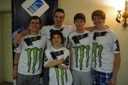 Energy eSports Call of Duty team