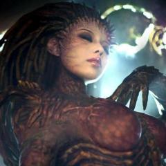 The hottest Kerrigan cosplay you'll ever see