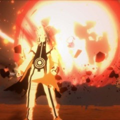 Naruto Shippuden: Ultimate Ninja Storm Revolution screenshots don't look at explosions