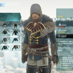 Assassin's Creed Unity lets you customize gameplay style