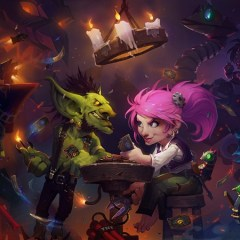 Hearthstone's first expansion is going to slow down Hunters, Warlocks and Rogues