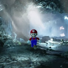 What would a more realistic Mario game look like?