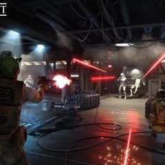Star Wars Battlefront teases new mode with blaster filled screen