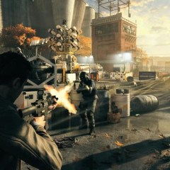"Quantum Break is a story ""told from multiple perspectives"""