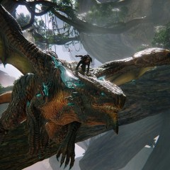 Scalebound was originally going to star a little girl controlling dinosaurs