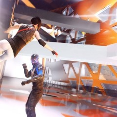 The best part of Mirror's Edge finally has a place in the sequel