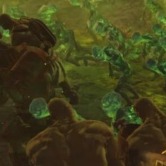 It's 100 super mutants vs 10 000 ghouls in the biggest Fallout 4 battle ever
