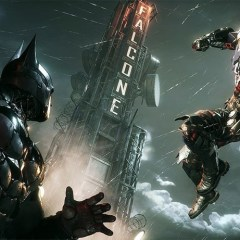 Arkham Knight on PC patched to improve VRAM usage