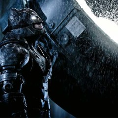 So you want to cosplay as the armoured dark knight from Batman V Superman