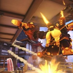 Overwatch dynamically changes resolution on consoles