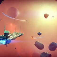 You won't need PlayStation Plus to explore No Man's Sky
