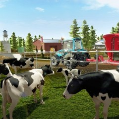 The Pure Farming 17 reveal trailer showcases the simulator's gameplay variety