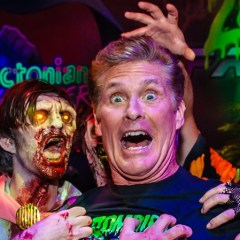 "David Hasslehoff and Paul Reubens ""are the 80s"" in Call of Duty's Zombies in Spaceland"