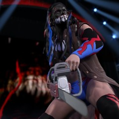 WWE 2K17 has an 11GB day one patch