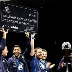 EnvyUs take the Call of Duty Championship at COD XP 2016