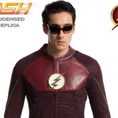You can be the fastest biker alive with this Flash suit