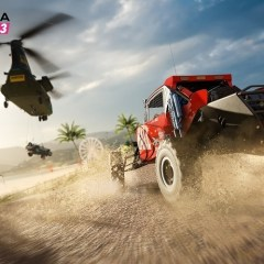 Get your tyres dirty with the Forza Horizon 3 demo, out next week