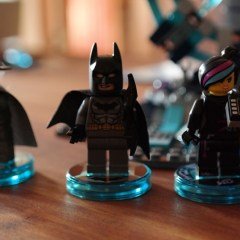 Unboxing and building the starter set for LEGO Dimensions