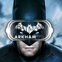 Batman Arkham VR really wants you to feel what it's like to be Batman