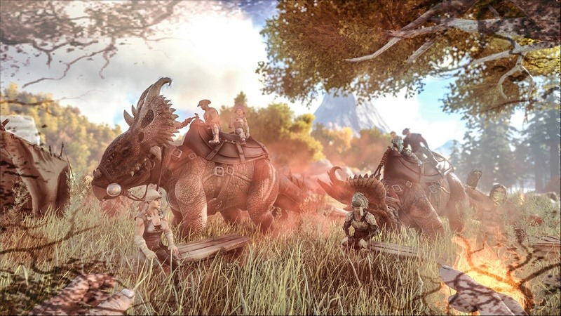 Ark: Survival Evolved Patch 252 brings more creatures and content