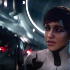 Watch the new Mass Effect Andromeda trailer right here, right now