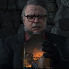 Death Stranding's second trailer reveals Mads Mikkelsen, Del Toro and more weird babies