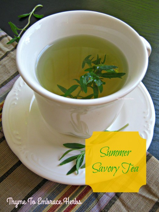 summer-savory-tea