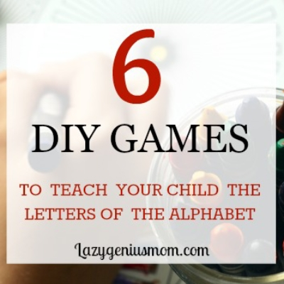 If you have a little one that is playful and has a hard time concentrating you have to get these games. Teach the letters of the alphabet in a fun and easy way!!