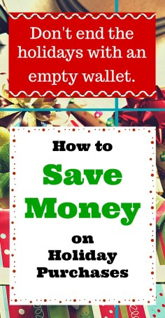 If you haven't saved enough for Christmas this year you need to be smart about your purchases. Use these tips to end up on top of your budget this year. Why spend more money that you have to?