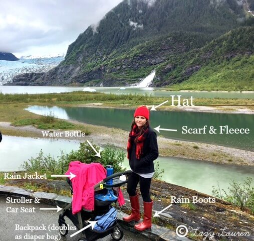 What to Pack Alaska Cruise
