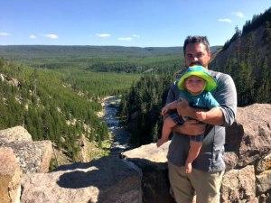 Yellowstone National Park | Gibbon Falls