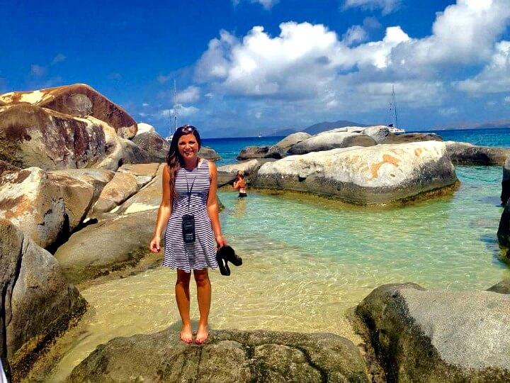 Virgin Islands on a budget | Virgin Gorda | BVI | island hopping