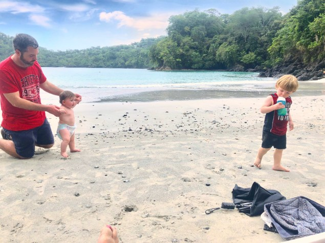Manuel Antonio Costa Rica Baby Friendly