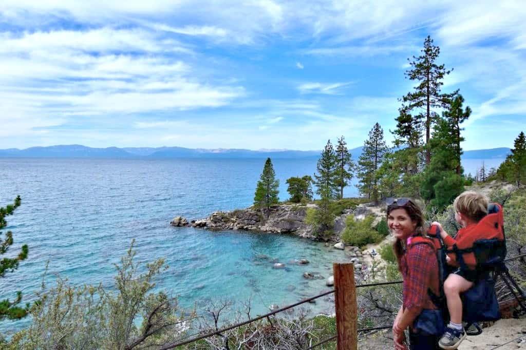 Lake Tahoe with Kids